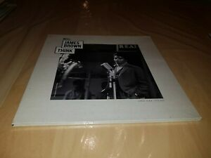James Brown Think Vinyl LP New 2018