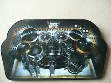 PAPER JAMZ DRUM KIT BY WOWWEE INSTANT ROCKSTAR PORTABLE ELECTRONIC DRUMS