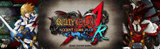"Guilty Gear Xx Accent Core Plus R Arcade Marquee 26"" x 8"""