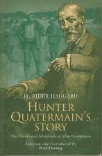 Hunter Quartermain's Story : H.Rider Haggard