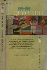 Quo vadis. A Narrative of the Time of Nero. 1960. .
