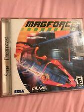 MagForce Racing (Sega Dreamcast, 2000) complete