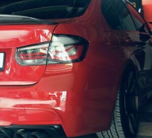 BMW OEM BRAND-NEW F30 LCI BLACKLINE TAIL LIGHTS! FULL NEW KIT!