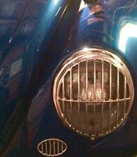 Vintage Vw volkswagen bug oval window bus kombi head light rock gaurd 50-67 bar