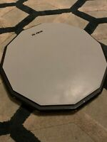"VIC FIRTH Percussion 12"" Double-Sided Practice Pad for Drumming (Used - Good)"