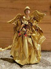Golden Treetop Angel