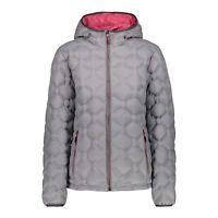 Hood Cmp Daunenjacke3k36176 Fix Jacket Woman Damen N0wn8POkX