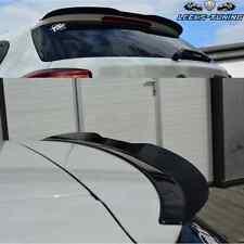 BMW 1er F20 M-Paket Heckspoiler Spoiler Ansatz Lasche Dachspoiler struktur