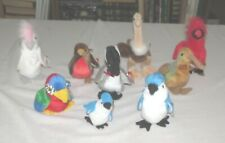 Beanie Babies NINE Birds Birdwatching from Home Starter Kit! All with tags