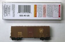 MTL Micro-Trains 24180 Pennsylvania PRR 85953 FW Factory Weathered
