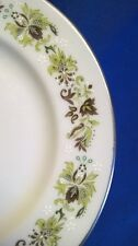 "ROYAL DOULTON tc1043 Vanity Fair 13 ""Oval Serving plate"