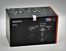 Sony Alpha A7 III 24.2MP Digitalkamera - Schwarz ( Kit mit 28-70mm ) NEU OVP