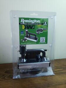 "NEW Remington The RAC 3 Inch 3"" Mountable Secured Locking Firearm Storage Rack"