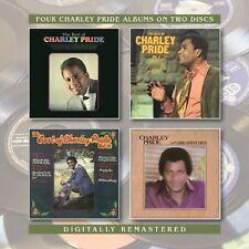 Charley Pride Best of Volumes I,II & III & Greatest Hits Remastered 2 CD NEW