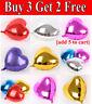 "10""/18""/24"" Heart / Star Shape Foil Mylar Helium Balloons Birthday Party Decors"