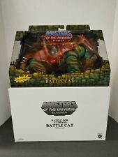 Masters of the Universe Classics BATTLE CAT With Box MOTU MOTUC