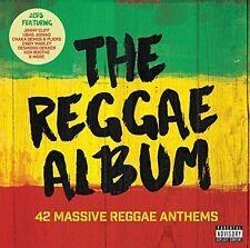 The Reggae Album [CD]