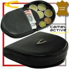 Camel Active Small Münzbürse Wallet Purse Black Mini