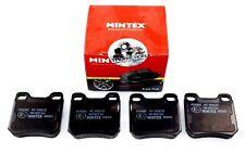 MINTEX REAR AXLE BRAKE PADS FOR OPEL SAAB VAUXHALL MDB1651 FAST DISPATCH