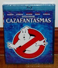 CAZAFANTASMAS-THE GHOSTBUSTERS-BLU-RAY-NUEVO-NEW-PRECINTADO-SEALED-*(SIN ABRIR)*