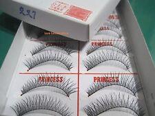 1 Box-New Original PRINCESS LEE Handmade False Fake Eyelash-X7 Normal (10 Pairs)