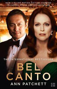 Bel Canto by Ann Patchett (paperback)