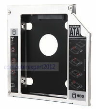 SATA 2nd HARD DRIVE Caddy Adapter for Lenovo IdeaPad Y550 Y550a Y550p AD-7580S