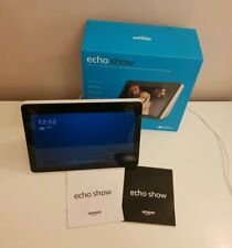 Amazon Echo Show 2nd Generation Smart Assistant - White - Used with original box