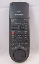 Mitsubishi Hs-U770/U650 Genuine Vcr With Vcr Plus+ Remote For Hs-U650, Hs-U770