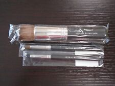 bare Minerals * Heavenly Brush 3-Piece Set * $74 Face Eyeshadow Liner Blending
