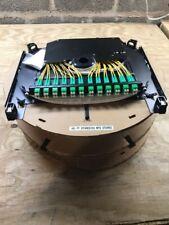 TE Fiber optics junction cable spools