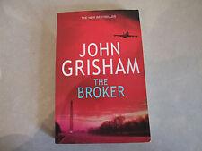 THE BROKER DI JOHN GRISHAM LIBRO TASCABILE 9781844131624