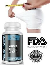 MAKE YOUR PENIS BIGGER Pills - Get Larger Grow Longer Gain Size Girth Supplement