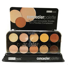 Beauty Treats Cream Concealer Palette and Face Contour and Highlight Palette