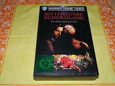 Bittersüße Schokolade - Eine delikate Liebesgeschichte - Alfonso Arau - VHS