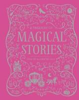 A Treasury of Magical Stories by Parragon Books Ltd, Good Used Book (Hardcover)