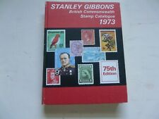 Stanley Gibbons British Commonwealth Stamp Catalogue 1973 - 75th Edition