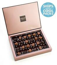 Melodi Chocolatier Assorted Chocolate Truffles Gift Box 24 Count, 8.8 Ounce