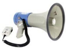 Megaphone 25 watts  avec sifflet et sirene neuf