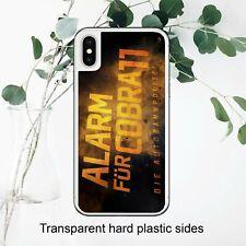 Alarm Fur Cobra 11 German Polizei Case Cover for iPhone Samsung Huawei Google