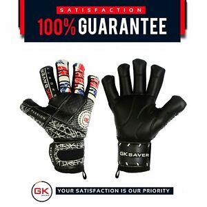 Goalkeeper Gloves Football Negative Cut GK Saver Passion UNITY 6,-11