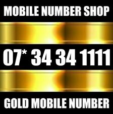 GOLD VIP DIAMOND PLATINUM NEW BUSINESS MOBILE PHONE NUMBER SIM CARD 1111