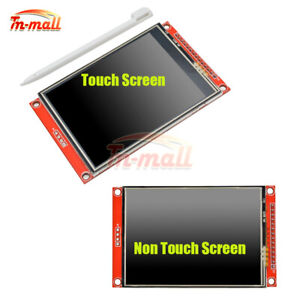 3.2 Inch 320*240 SPI Serial TFT LCD Module Display Touch Screen ILI9341