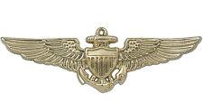 Top Gun United States Navy Marine Pilots Wings Badge Replica WW2, Korea Vietnam