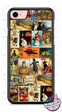 Vintage Halloween Poster Phone Case Cover For iPhone 11 Samsung Note 10 etc