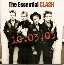 THE CLASH - CD promo sampler