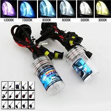 55W 2X Xenon HID GLOBE Bulbs SLIM Replacement H1 H3 H7 H8 H9 H11 HB4 9005 9006