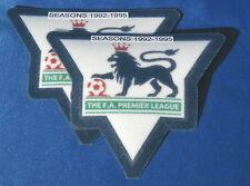 Lextra Original ' THE FA PREMIER LEAGUE ' Seasons 1992-1995 Players Arm Patches