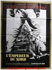 L'EMPEREUR DU NORD / EMPEROR OF THE NORTH POLE Affiche Cinéma / Movie Poster