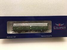 Liliput L334047 H0 2nd Class Coach  541-317 DR Epoch III New Boxed T48 Post